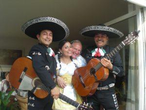 mexikanischen Fiesta